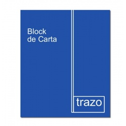Block de Carta liso
