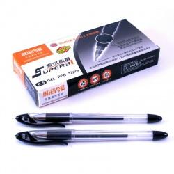 Bolígrafo G1030 Tinta líquida Grip NEGRO