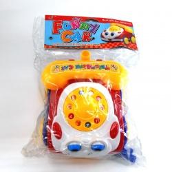 Teléfono Funny Car Arrastre