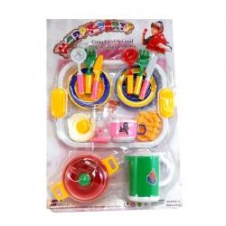 Juego de cocina en blister Happy Party N9703