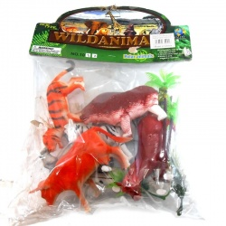 Bolsa de animales Wildanimal N1032