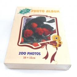 Álbum de Fotos 200 fotos 10x15