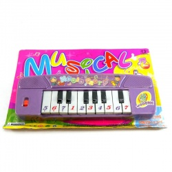 Pianito Musical en Blister