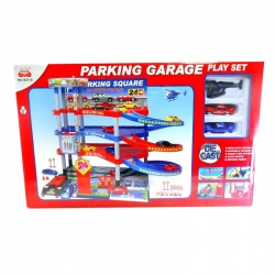 Caja de autitos Parking Garaje