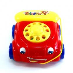 Teléfono de arrastre