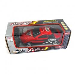 Auto de policía a control remoto Racing Car 3
