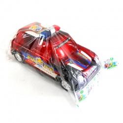 Auto de policía Toys en bolsa 1126