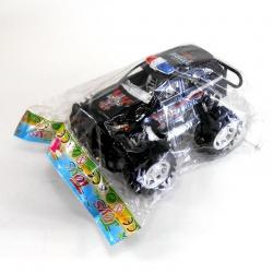 Camioneta patona de policía Toys 913 A