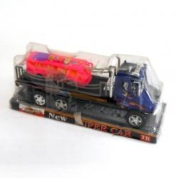 Camión transportador de bus Súper Car