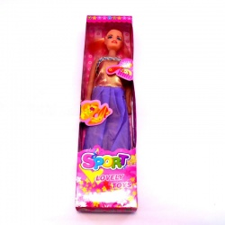 Muñeca flaca en caja 6633