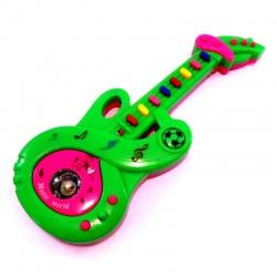 Guitarra de plástico Musical