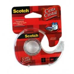 Cinta Scotch 19x16 mts Cristal