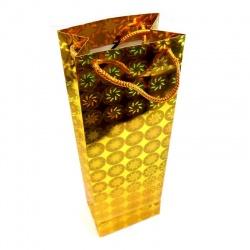 Bolsa de regalo para botella