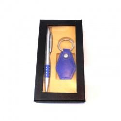 Bolígrafo con llavero en caja 02