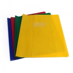Forro PVC cuaderno 150grs Colores