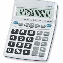 Calculadora KENKO 1048-12