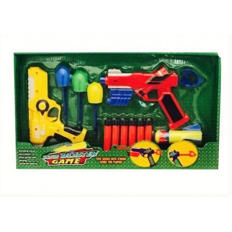 Armas lanza dardos x2