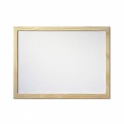 Pizarra blanca 120x100cm