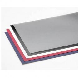 Tapa para Encuadernar PVC Colores - Transparente