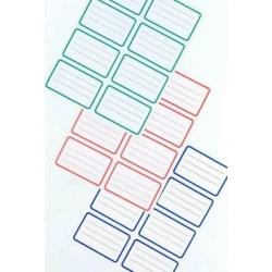Etiqueta Rayadas para Cuaderno