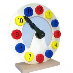 Reloj Infantil Madera I.863