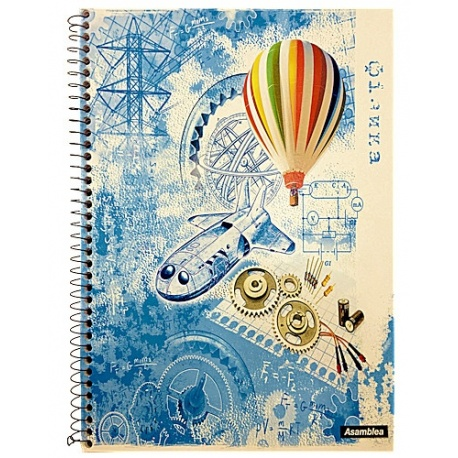 Cuaderno Asamblea 96 h I.20373