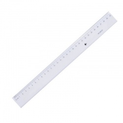Regla 30 cm