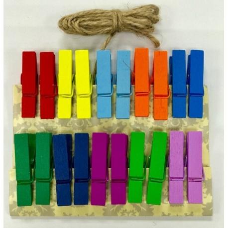 Palillos Decorativos Color I.140