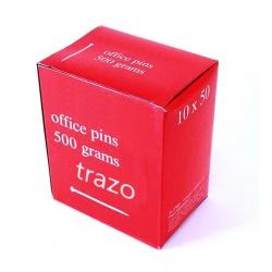 Alfileres TRAZO 50g