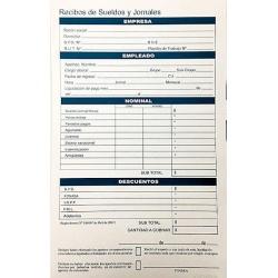Formulario 1613 Sueldos y Jornales TRAZO