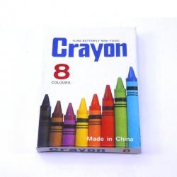 Crayolas x 8