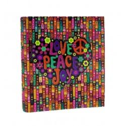 Carpeta 3 Anillos Hippie 30087/4
