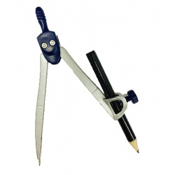 Compas para Lapiz de Metal Oval I.662