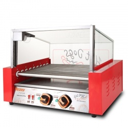 Maquina de hot dog / panchos / comercial