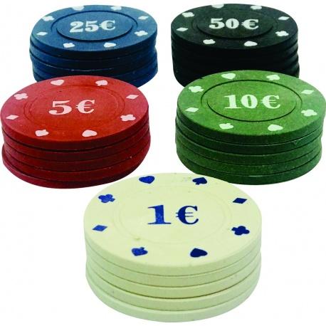 Fichas Poker Blíster