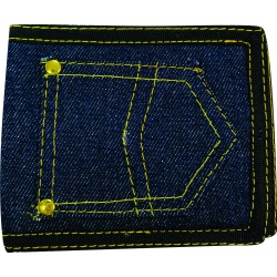 Billetera de jean