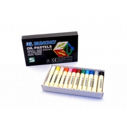 Oleo pastel BUNCHO x 12