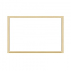 Pizarra Blanca 40 x 50
