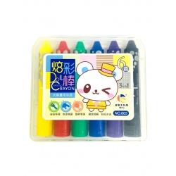 Crayones x 6 Grueso N.603