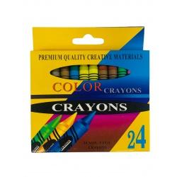 Crayolas x 24