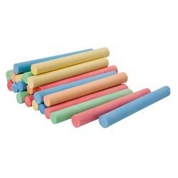 Tiza color x 100 unidades