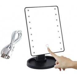 Espejo cuadrado con luces Led I.415