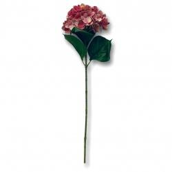 Flor hortencia 66cm I.010