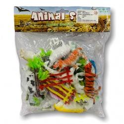 Bolsa de animales Animal Collect them all