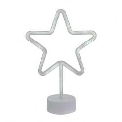 Adorno Estrella Led 30cm I.638