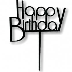 Palillo happy birthday I.249