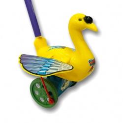 Pato a cuerda