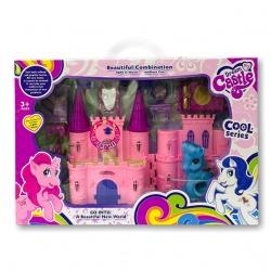 Castillo pony y accesorios