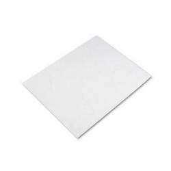 Cartulina telada 220 gr. x 100 hojas Blanca