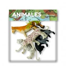 Animales en bolsa x 5